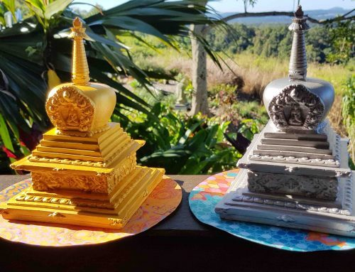 The meaning of stupas